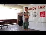 Фестиваль Stand up в Саратове. Лекция Николая Куликова