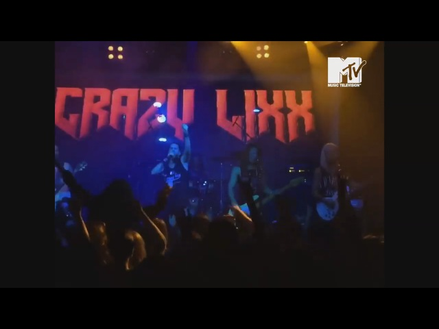 CRAZY LIXX - XIII (Music Video - The Game