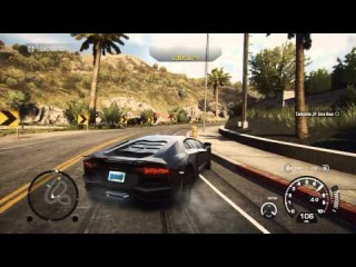 Need for speed rivals gameplay nvidia GeForce GT 720 2gb