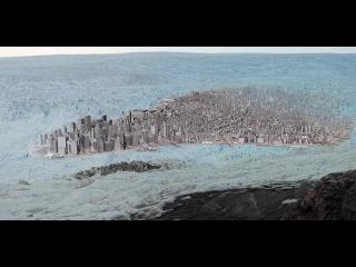 Движение ледников в ГРЕНЛАНДИИ
