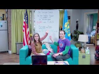 The Big Bang Theory - The Separation Agitation (Sneak Peek 1)