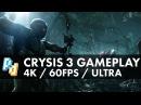 Crysis 3 (PC) 4K / 60FPS / Ultra Settings (Titan X SLI)