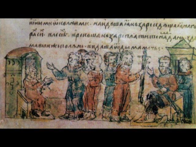 Хазары и Русь (рассказывает историк Владимир Петрухин)
