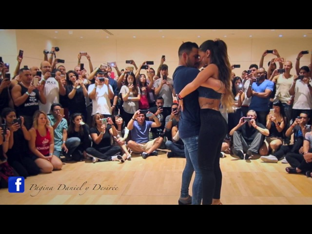 DANIEL Y DESIREE LOS ANGELES - Dont Let Me Down ft. Daya (Version Bachata Dj Khalid)