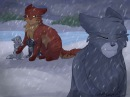 Коты Воители Ты мой садист...