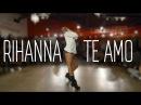 YANIS MARSHALL HEELS CHOREOGRAPHY TE AMO RIHANNA MILLENNIUM DANCE COMPLEX LOS ANGELES