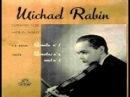 Michael Rabin Méditation by Massenet