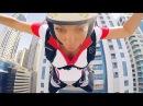 Dubai Freefall Roberta Mancino Princess Tower exit raw 4k short