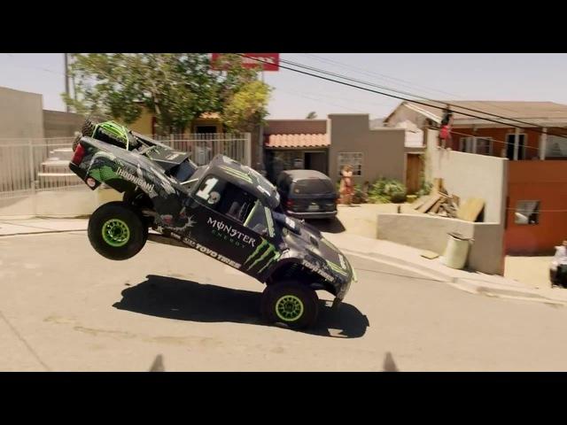 Motoresmag: B.J. Baldwin destruye Ensenada, México