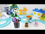 Spielzeugautos: Robocar Poli - Hellys Geschenke - Videos mit beliebten Trickfilmfiguren