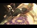 татуировка на спине. KIWI Tattoo
