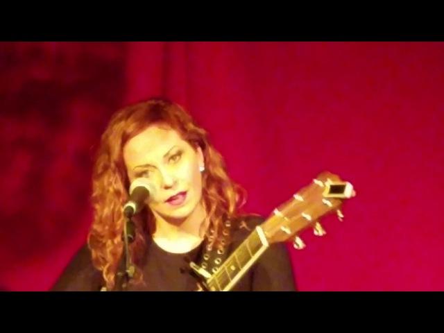 Anneke van Giersbergen - BackStage Hotel (Anneke Fan Weekend 1)