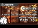 Cookiezi | Reji - A Young Girl, So Vivid in the Night [Taeyang's style] HD | 93.23% 9.06* pass