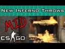 New Inferno MID Smokes, Flashes, Molotovs for Terrorists