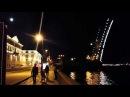 питер развод мост троицкий петербург
