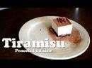 Tiramisu raw vegan ☆ ティラミス