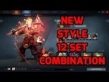 Dota 2 Juggernaut Arcana Origins NEW STYLE with 7 complete set + few combination