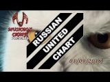 RUSSIAN UNITED CHART (September 3, 2016) [TOP 40 Hot Russia Songs]