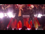 Billy Idol  Miley Cyrus - Rebel Yell LIVE_2016