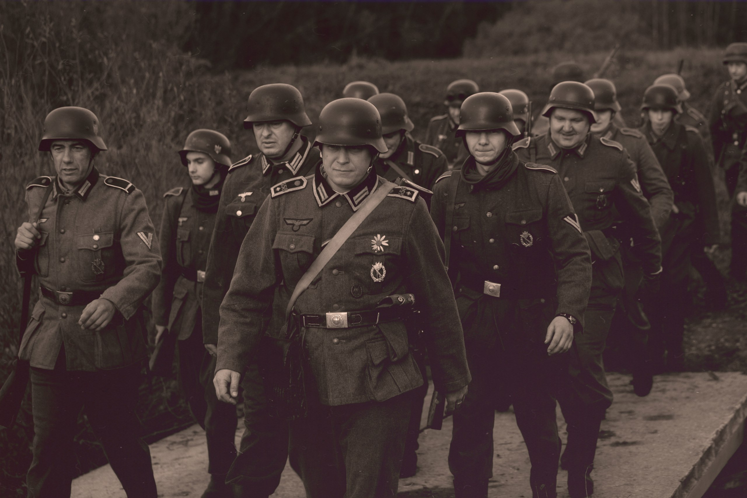 Военно-исторический фестиваль «Москва за нами. 1941 год»