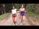 Как бегают девушки с большой грудью
