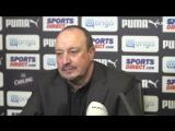 Benitezs pre-Sheffield Wednesday media briefing