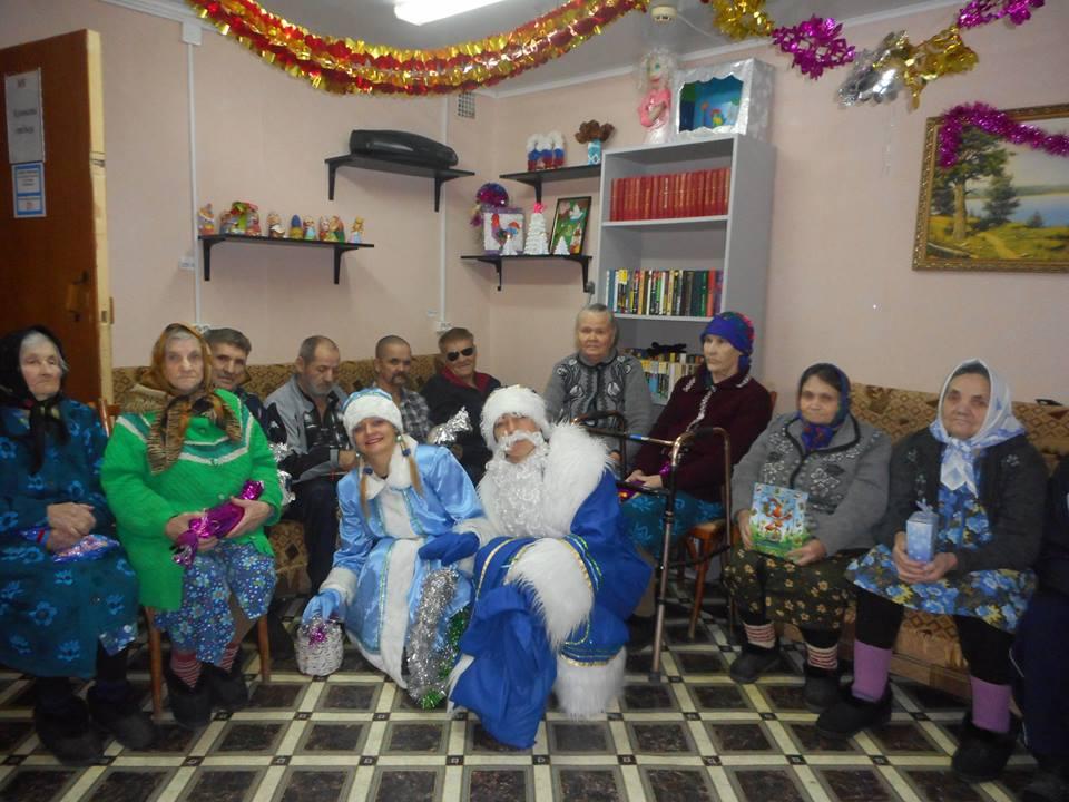 Воскресная школа Арзамасского благочиния приняла участие в проекте Территория добра