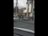 Беспомощность полиции ( Махачкала пер ул Ярагского И ул. Гагарина)стрельба, задержание, суета