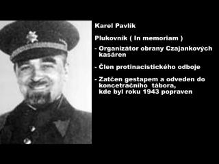 Бой за Чаянковы казармы. Отрывки из фильма Непобеждённые / Непокоренные / Neporažení (1956)