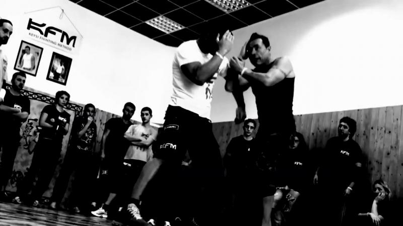 KFM. Keysi fighting metod