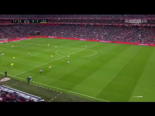 Испания ЛаЛига Атлетик Бальбао - Лас Пальмас 5:1 обзор  HD
