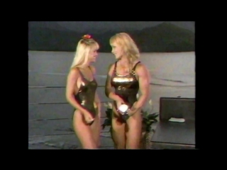 CORY EVERSON - LEGS TRAINING - Female Fitness Bodybuilding Muscle Girls