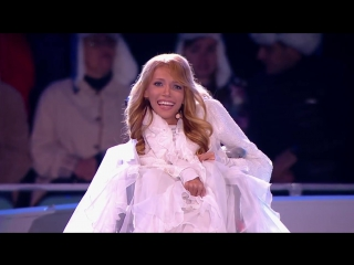 Выступление Юлии Самойловой на открытии Паралимпийских игр в Сочи