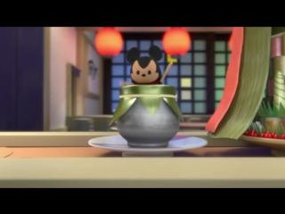 Disney для любителей суши!