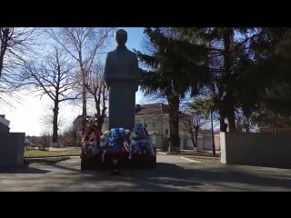 Фильм о мемориальном объекте г. Мамоново