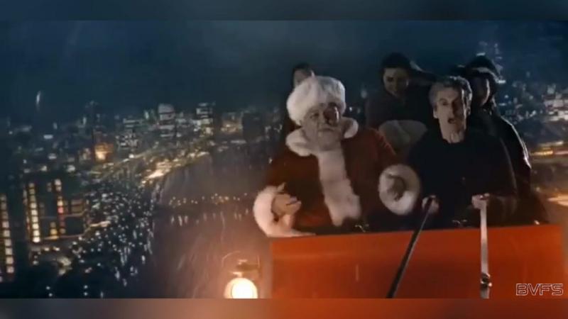 Merry Christmas | Доктор Кто / Doctor Who