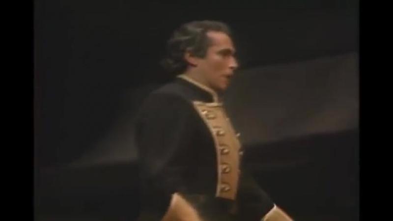 Agnes Baltsa and Jose Carreras in Carmen