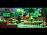 LEGO Minecraft - Ферма, Северный полюс - Мини - фильм Лего Майнкрафт 2016