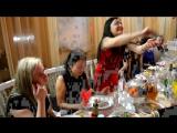 Новогодний корпоратив в кафе Бархан