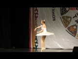 Вариация Феи щедрости из балета П.И.Чайковского