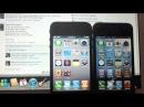 The Best iPhone 4 Clone Replica VS iPhone 4 - SOPHONE