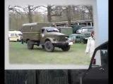 Вюнсдорф. ГСВГ. Военная техника-1. Апрель 2008 года.