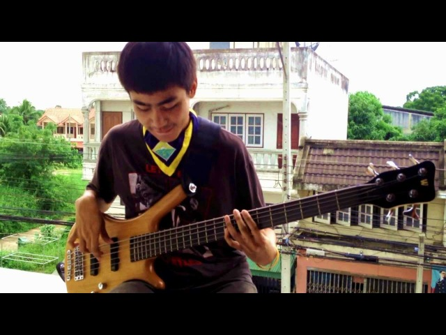 PSY - GANGNAM STYLE - Bass Cover By Senbassist HD
