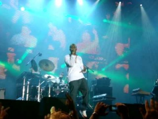 2/5 NaS - The Message, Street Dreams, If I Ruled The World, (Coke Live Music Festival 2009)