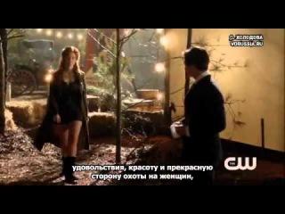 Превью 16 серии 3 сезона «Дневников Вампира»(Русские субтитры)
