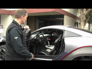 Первый краудсорсинговый автомобиль Rally Fighter