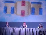 Настасья Самбурская И Анна Хилькевич - Универ. Пресс-конференция. РГПУ им. Герцена