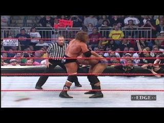 Batista vs Triple H Highlights - HD Backlash 2005