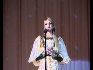 Ксения Чурсинова Ой, цвети, кудрявая рябина.wmv