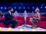 Ольга Бузова в программе 20 лучших песен 2011 г. (1 канал, 1.01.12)